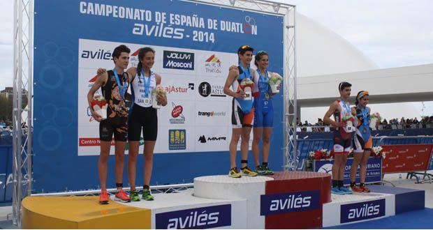 El Triatlón Ferrol, campeón de España de Duatlón femenino - Atletismo - Stadio Sport - Diario de opinión en Coruña