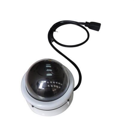 Coolcam NIP-032L2J 22 IR LED HD 720P TF Card Wireless P2P IP Camera