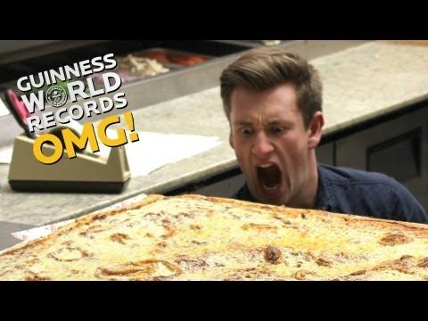 Furious Pete & The Largest Pizza // On The Road (ep16)  @Big Mama's & Papa's Pizzeria