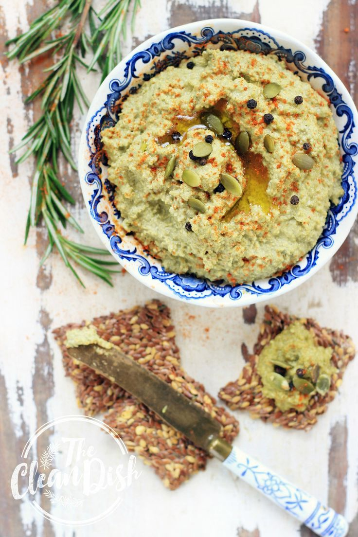 Pepita Rosemary Pâté {vegan, grain free, gluten free}