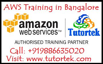 #Tutortek is a premium #AWS #Training in #Bangalore conducting 40 Hrs. of intensive #Amazon #Web #Services Training in Jayanagar with 100% placement support. Enroll Now. Call: +919886635020 Visit:- https://www.tutortek.com