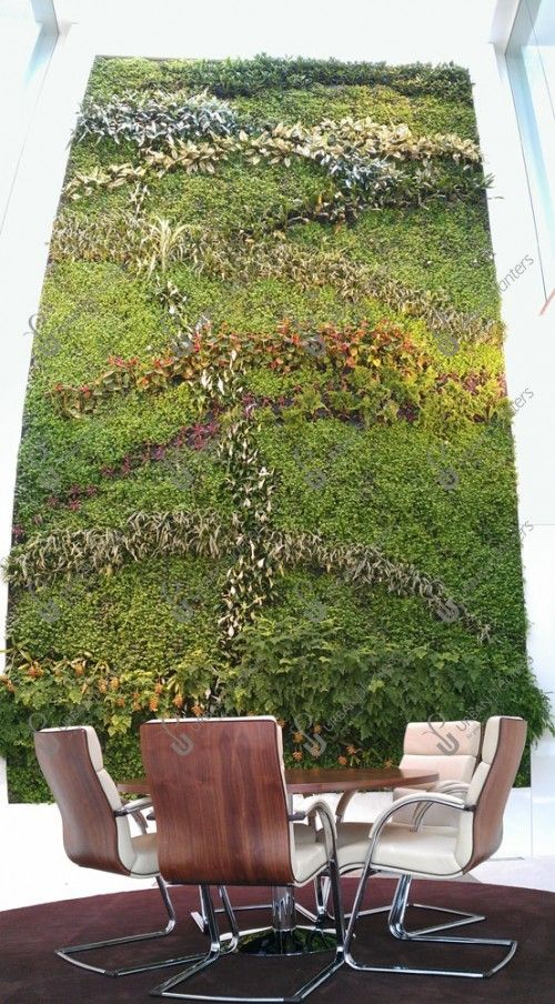 Fixed Living Walls - Urban Planters
