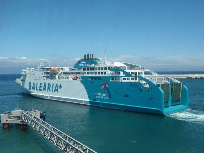 В Танжер (Tanger) Марокко - Через Гибралтар на комфортабельном лайнере (пароме) Тарифа (Tarifa) - Танжер (Tanger)