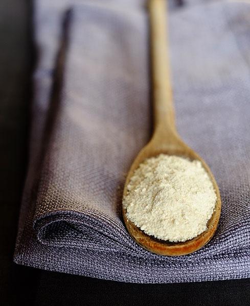 Zucchero integrale aromatizzato agli agrumi