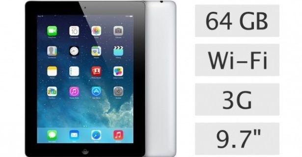 iPad Retina 4.Nesil 64GB Wifi+3G Fiyatları (MD527TU/A) #apple #ipad #appleipad #ipadair #ipadmini #ipadretina #ipad2