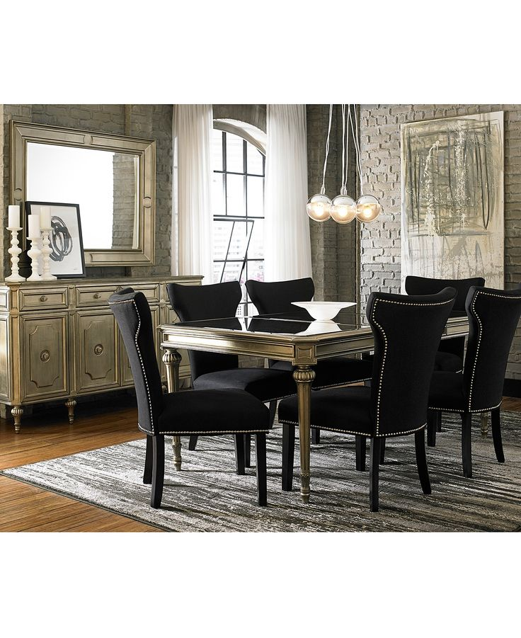 Best Macys Furniture Images On Pinterest Furniture Collection - Macys dining room sets