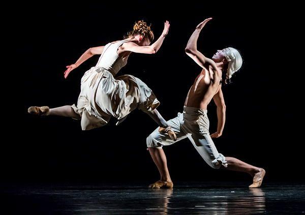 Taneční aktuality: MOZ-ART - baletní dvojvečer Jihočeského divadla