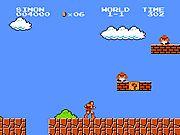 Play game Super Mario Crossover Flash online free games at Y8.com