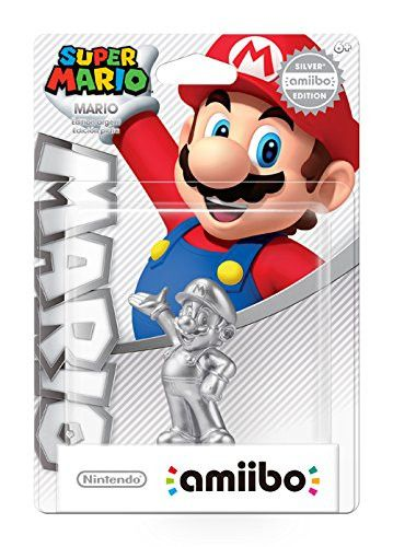Introducing amiibo: character figures designed to connect and interact with compatible games. By tapping the amiibo over your Wii U GamePad, you'll open up new experiences within each corresponding ga