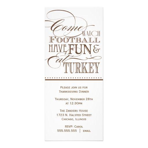 33 best thanksgiving gathering invitations images on pinterest script thanksgiving dinner invitation stopboris Choice Image
