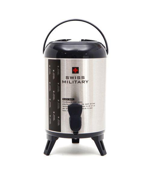 [SWISS MILITARY]스테인리스 보온보냉 워터저그 RKW-0400는 스위스밀리터리社의 스테인리스 재질의 4L 워터저그 입니다. 물 뿐만…