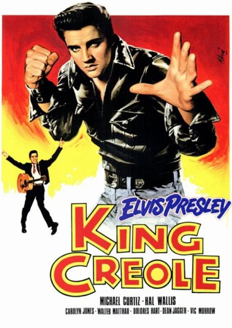 elvis presley movie posters | Elvis Presley movie Poster -1958- | Flickr - Photo Sharing!