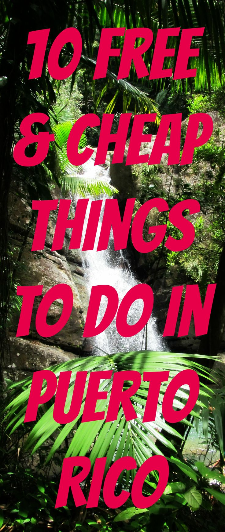 10 Free & Cheap Things to Do in Puerto Rico                                                                                                                                                                                 More