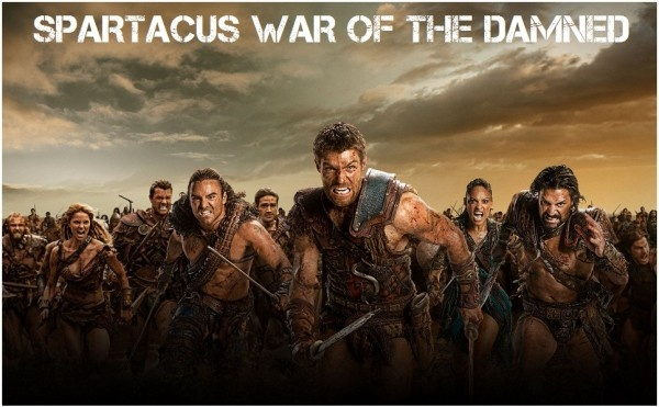Spartacus: War Of The Damned: de nouvelles images de la saison 3