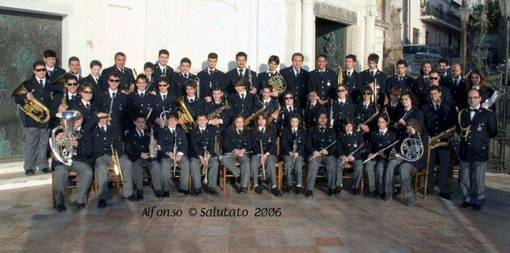Banda Musicale di Pizzo del 2006