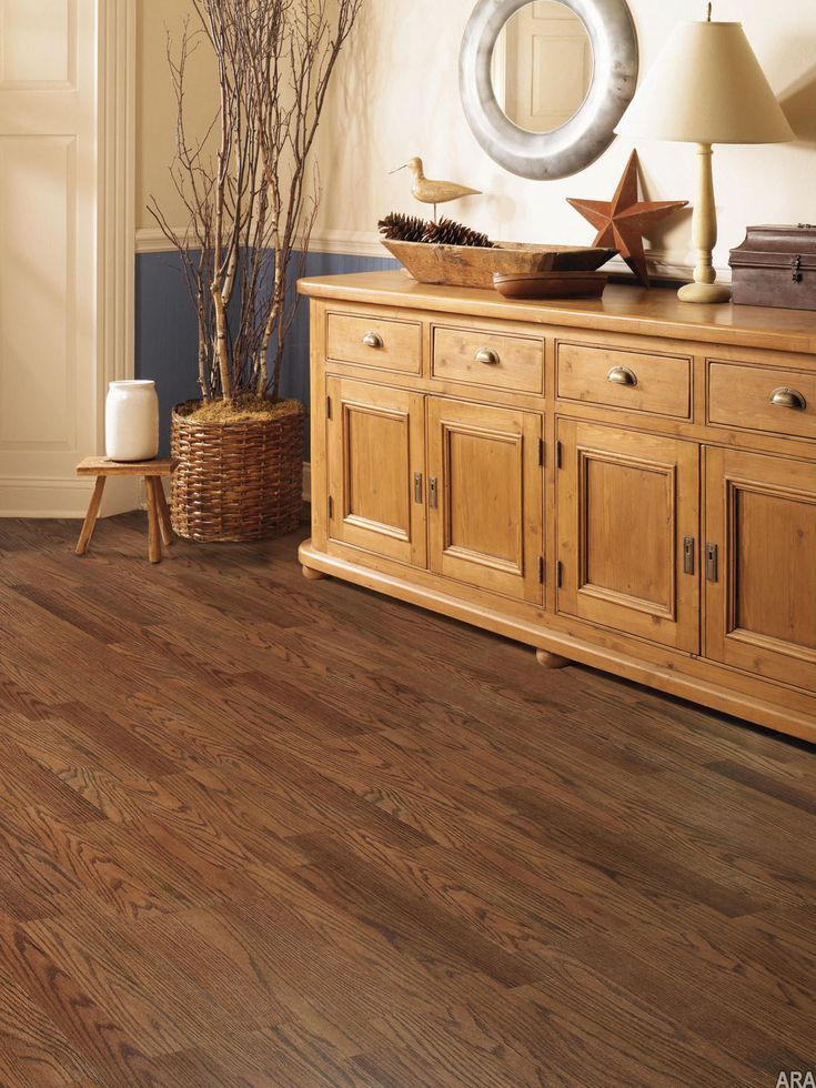 Laminate Flooring Is An Alternative To Real Wood