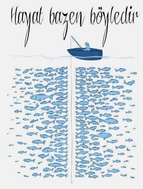 Hayat bana hep böyle :))