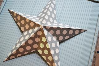 Doodlebug Design Inc Blog: Tuesday Tutorial: Patriotic 3D Stars