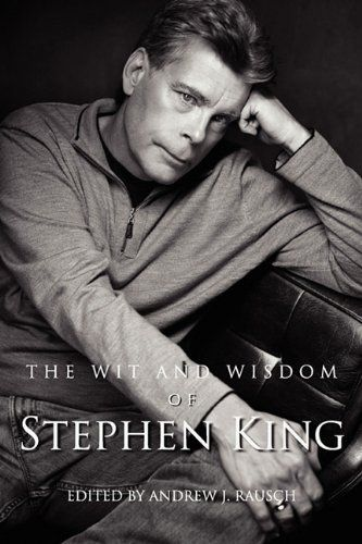 The Wit and Wisdom of Stephen King « LibraryUserGroup.com – The Library of Library User Group  #author #writer #novelist - one of the greatest writers of our time