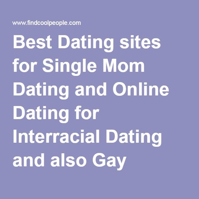 best dating sites for single moms