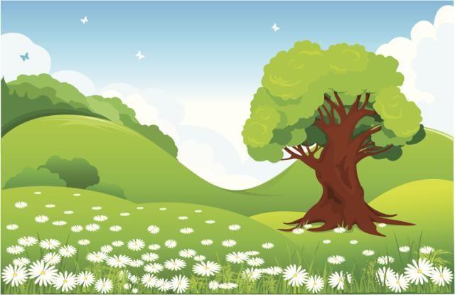 Texto informativo para niños de primaria: Los árboles