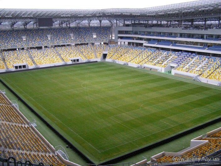 Arena Lwiw Lemberg