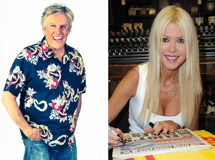 Gary Busey to play Tara Reid's father in 'Sharknado 4'! Truly inspired casting!