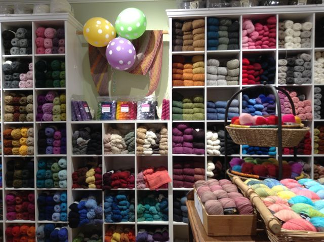 Willet--Our Newest Yarn | Three Bags Full Yarn Store - Vancouver, Canada