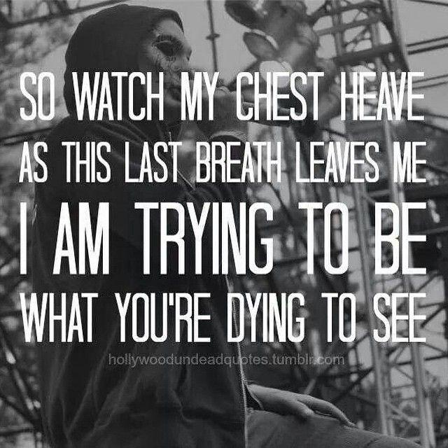 Paradise lost by hollywood undead lyrics