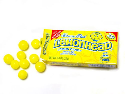 The most colorful of candies – Lemonheads, Red Hots and Boston Baked Beans – were invented in Illinois. Salvatore Ferrara came to America from Italy in 1900 and founded the Ferrara Pan Candy Company in 1908, where today they produce about 470,000 pounds of candy per day.