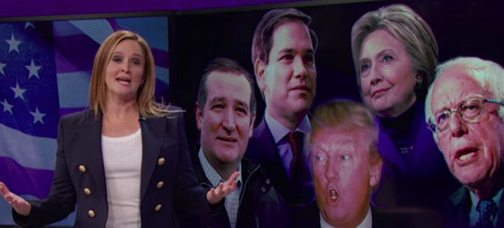 Sam Bee Delivers Up To The Minute 2010 Election Coverage from News