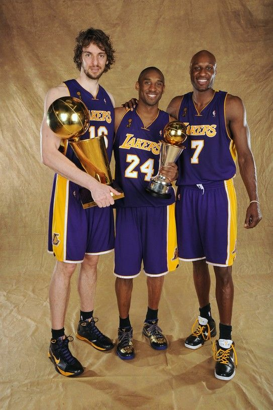 2009 NBA Champion Los Angeles Lakers