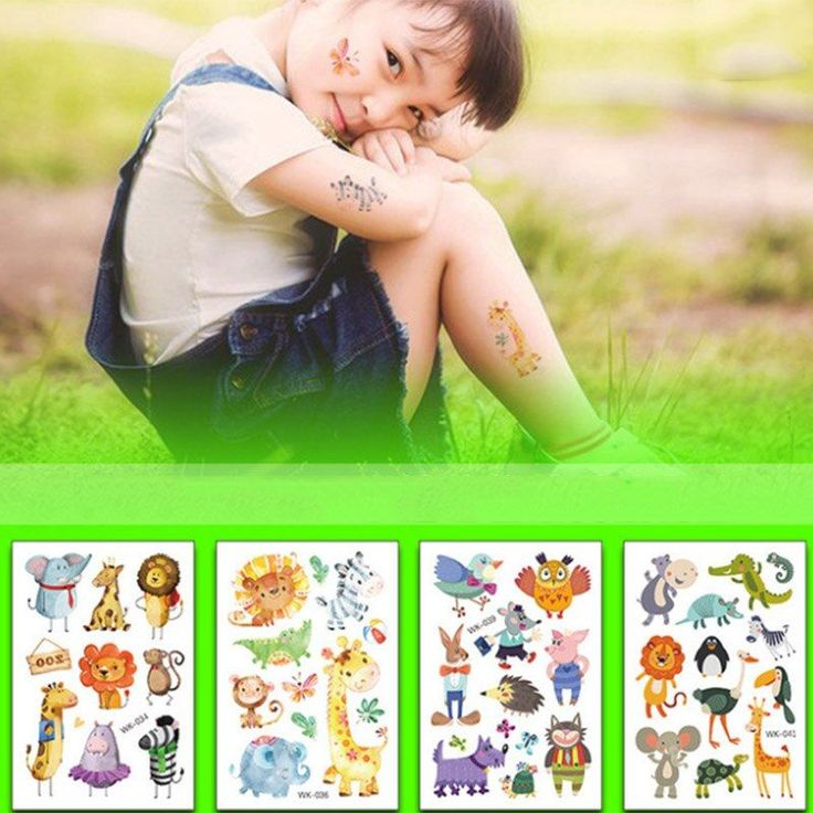 3pcs Boys Birthday Dinosaur Party Dinosaurs Tattoo Stickers Birthday Party Decor…