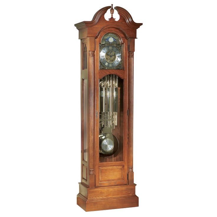Madison Grandfather Clock Kit - The Cooper Collection