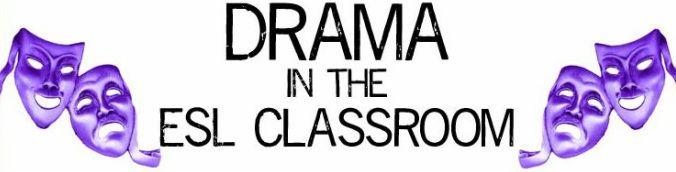 Drama in the ESL Classroom. Improvisation, plays, scriptwriting, process drama, readers' theater, sample curriculum, videos, resources.