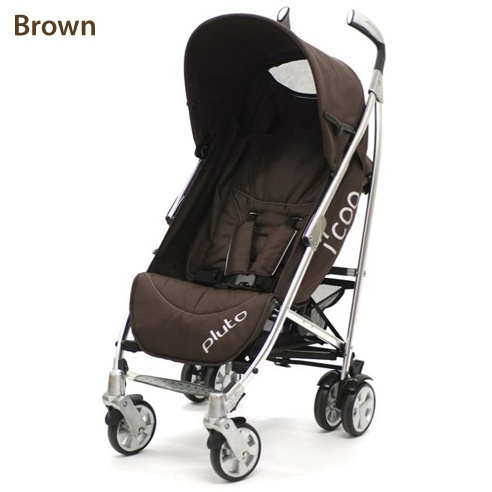 I'coo Pluto Stroller - Brown