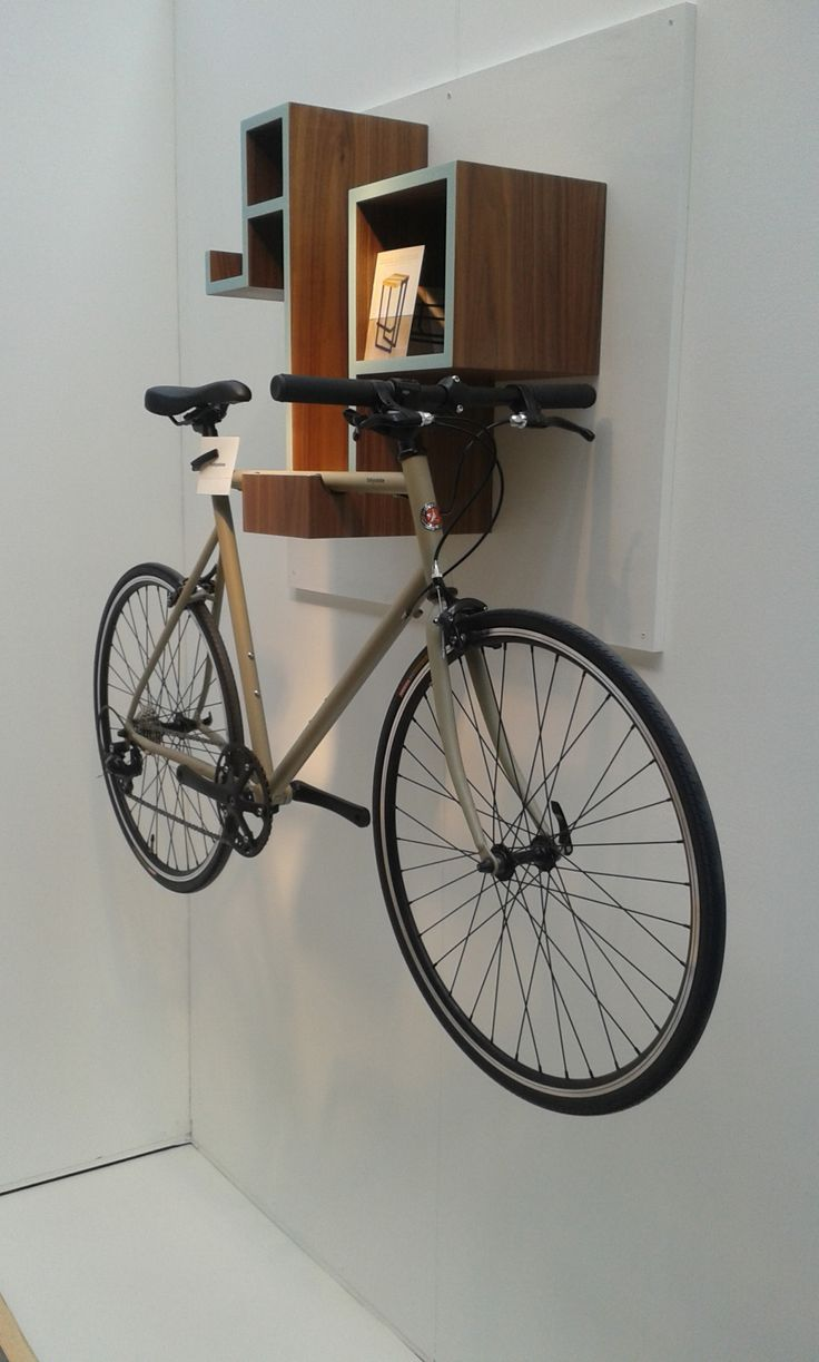 cool bike hanger home pinterest bike storage bikes