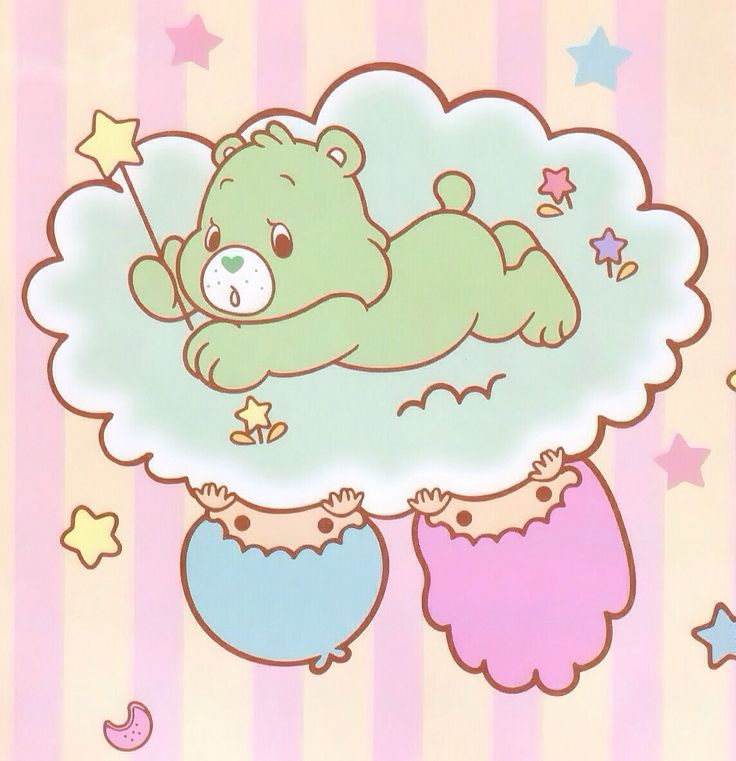 Care Bears Wallpaper: 56 Best Images About Carebears On Pinterest