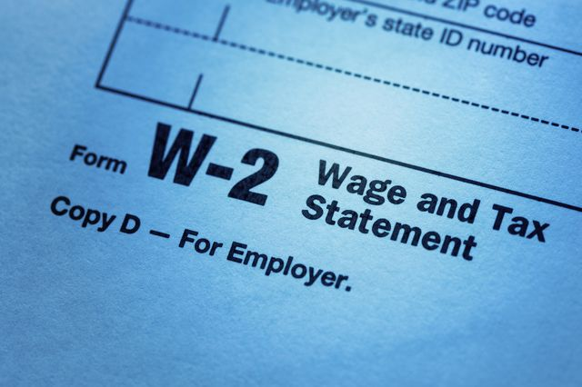 Explains the difference between using a W-2 to report income to employees and a 1099-MISC to report income to independent contractors.