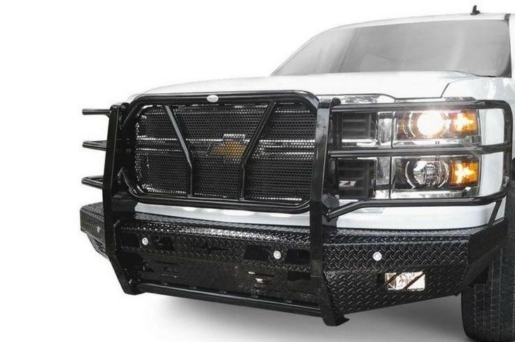 Frontier 300-21-4009 Chevy Silverado 1500 2014 - 2015 Front Bumper