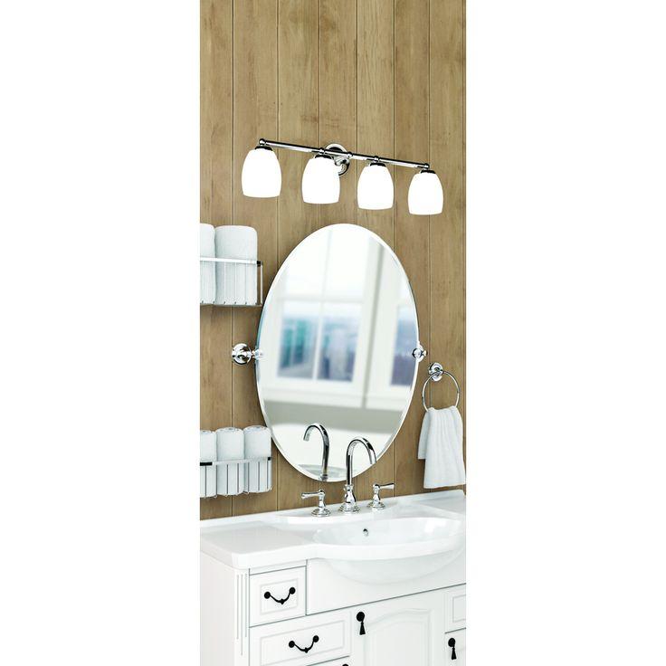 Website With Photo Gallery Shop Gatco Designer in H x in W Oval Tilting Frameless House RenovationsBathroom MirrorsBathroomsLowesHardware