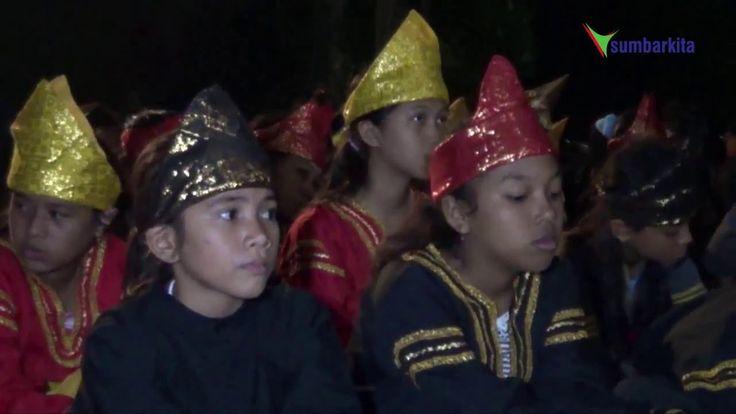 Ritual Menjadi Pesilat Minang