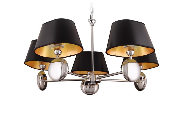 Lampa wisząca w stylu artdeco