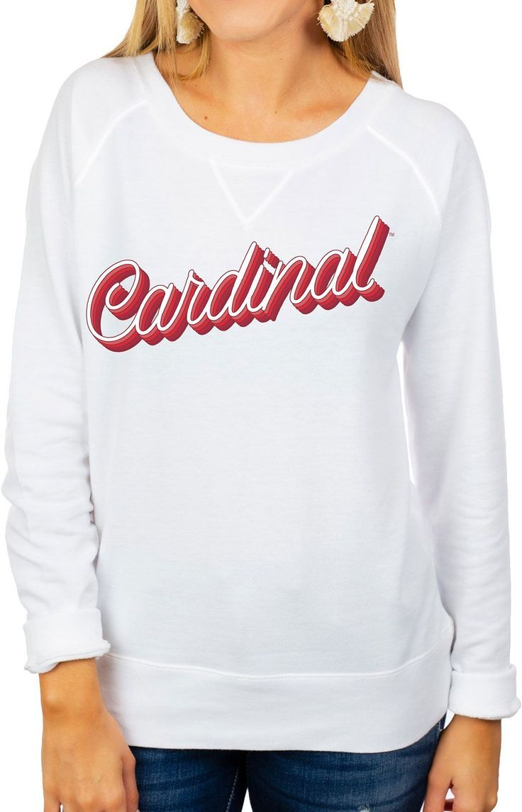 Illinois State Gameday Couture French Terry Pullover Sweatshirts [ 1145 x 736 Pixel ]