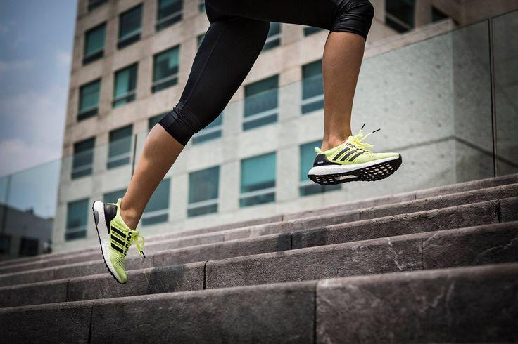 Vuela. El mejor inicio de la semana es con el pie derecho. #ultraboost