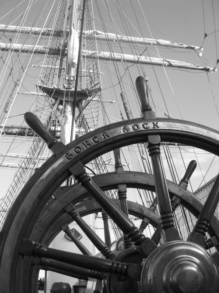 "German Tall Ship ""Gorch Fock"""