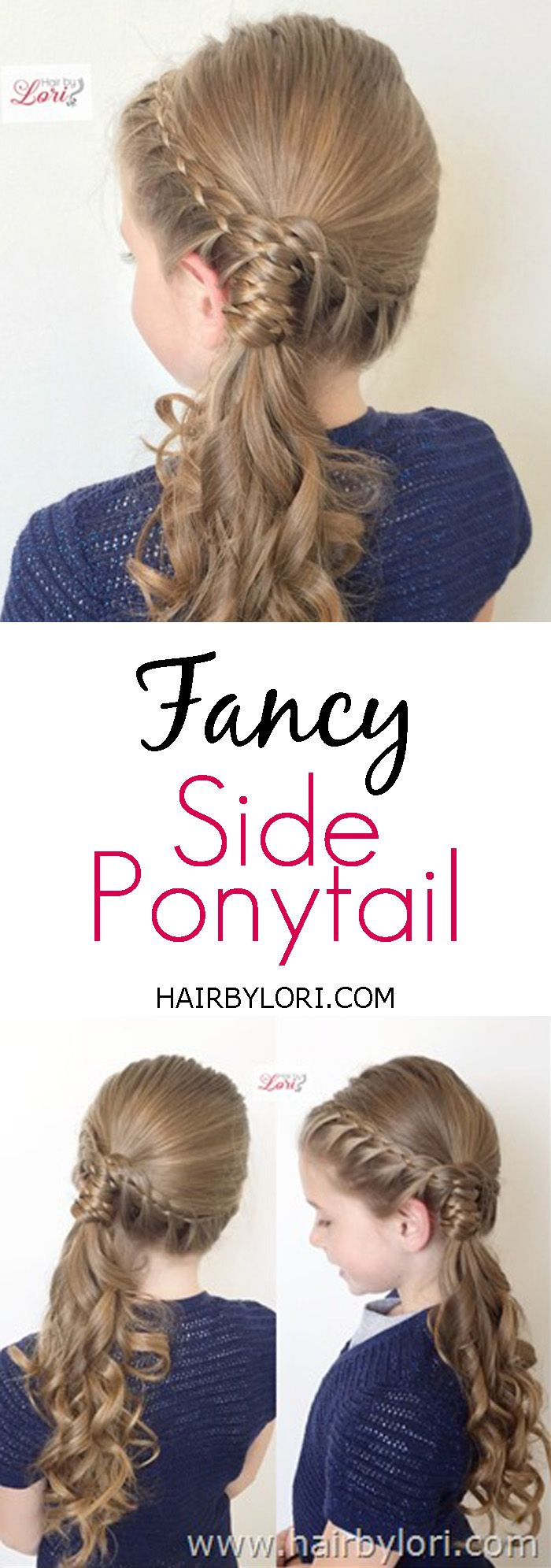 Quick Hairstyles For School 40 Best Quick Hairstyles Images On Pinterest  Hairstyle Ideas