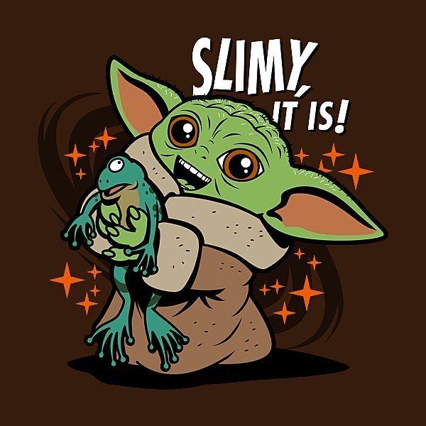 Pin by Jeanne Loves Horror💀🔪 on Baby Yoda in 2020 Yoda