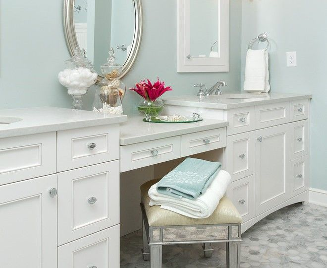 17 Best Ideas About White Makeup Vanity On Pinterest