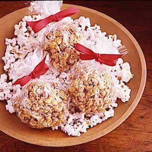 Old-Time Popcorn Balls Recipe